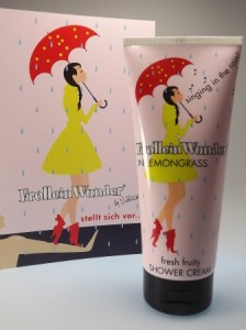 Frollein Wunder in Lemongrass fresh fruity Shower Cream