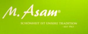 M. Asam Kosmetik für Schönheit