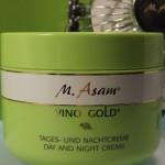 M. Asam Vino Gold Tages- und Nachtcreme mit Resveratrol