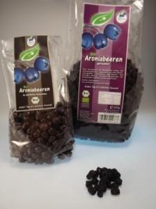 Aroniabeere als Heilpflanze anerkannt