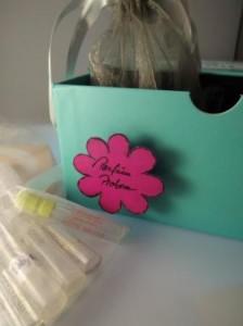 Magnetisches Schild für Box of Beauty