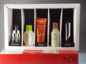 Schweizer Beautybox für 19 CHF