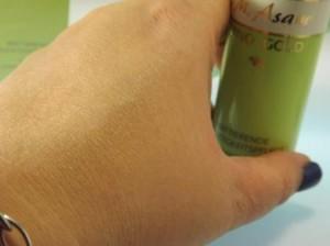 Anioxidantien bekämpfen Anzeichen vorzeitiger Hautalterung
