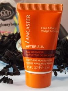 Lancaster After Sun Tan Maximizer