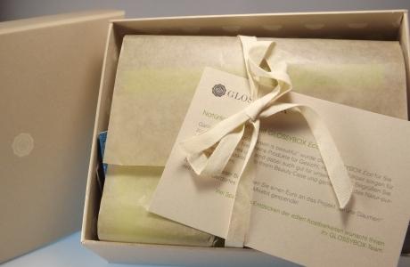 Glossybox ECO 2012 mit Naturkosmetik