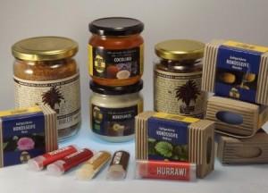 Produkte aus Kokosnuss & Virgin Coconut Oil