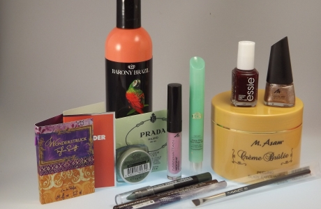 Verlosung unserer Beautybox