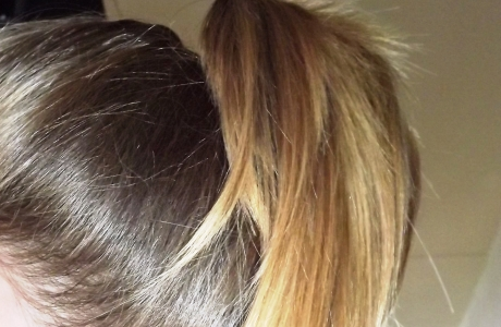 Schöne Haare von innen