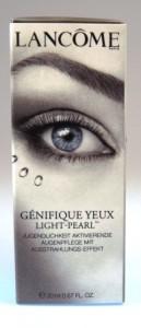Lancome über die Anti-Aging Augenpflege