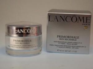 Lancome Primordiale Skin Recharge Creme 50 ml Tiegel