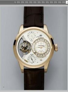 Mit Uhren und Chronometern Unternehmensgeschichte geschrieben