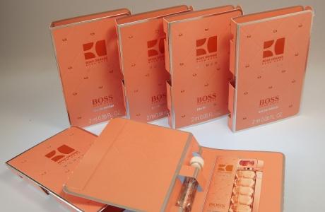 Parfüm in Beautybox von Douglas