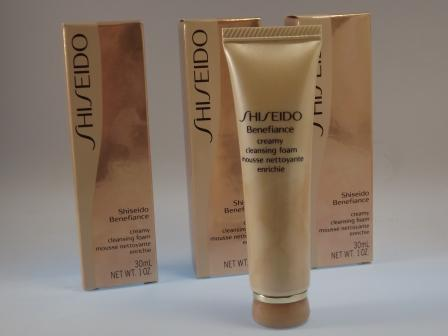Reinigungsschaum von Shiseido