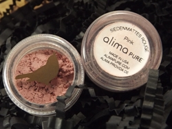 ALIMA PURE Seidenmattes Rouge Pink