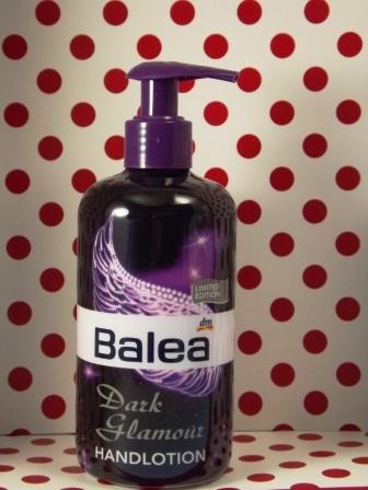 Dark Glamour Handlotion von Balea