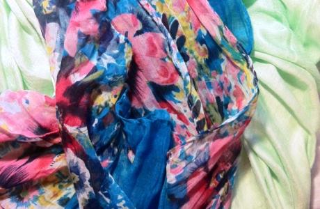 Halstuch bei Schmuddelwetter schützt vor Halsschmerzen