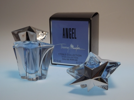 Parfüm Miniaturen Thierry Mugler Angel