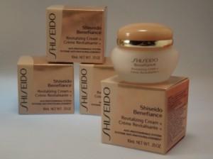 Shiseido Benefiance Revitalizing Cream