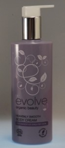 Evolve Heavenly Smooth Bodycream