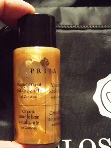 PRIJA Creme Bad Gold