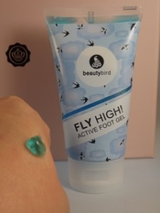 Fly High Active Foot Gel in der Glossy
