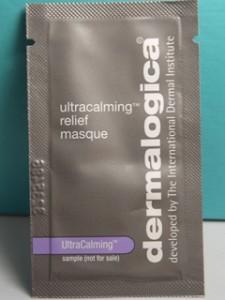 ultracalming relief masque