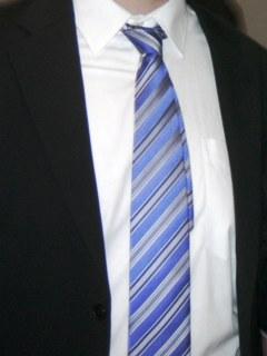 Die Krawatte ist ein modisches Accessoire mit langer Geschichte