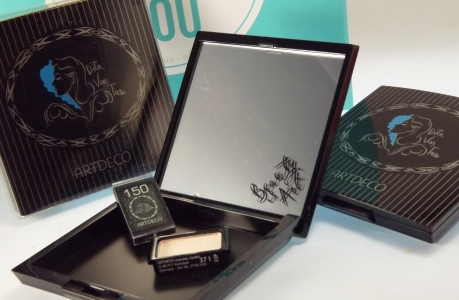 Dita Beauty Box Quadrat & Artdeco Lidschatten