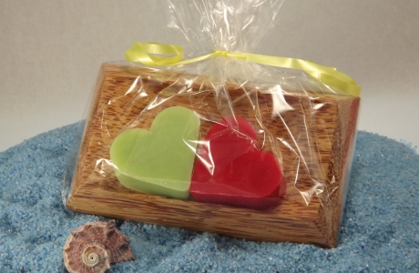 Gästeseife - die kleine Seife für Gäste