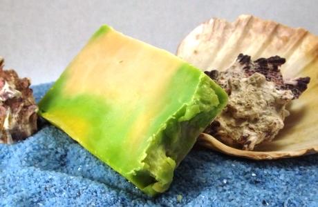 Pflanzenölseife Noni - eine pflegende Seife