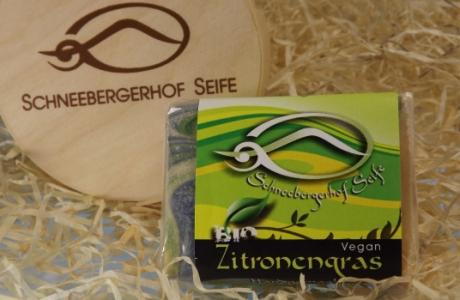 Woche der Seife: Vegane Seife mit Zitronengras