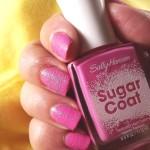 Sally Hansen Sugar Coat 700 Cotton Candies Swatch