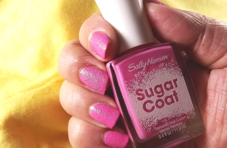 Sally Hansen Sugar Coat 700 Cotton Candies Swatch