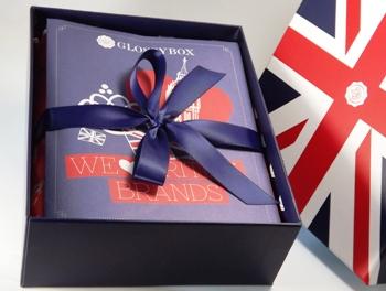 Glossybox - Limitierte London Box BEST OF BRITAIN