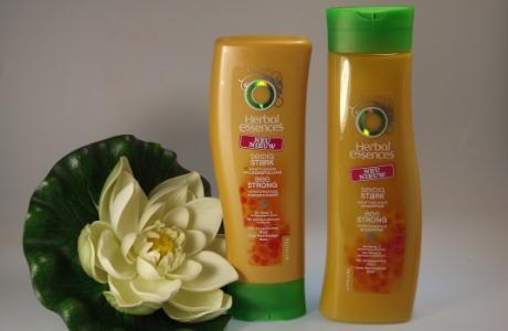 Herbal essences Seidig Stark - Haarpflege mit Honig