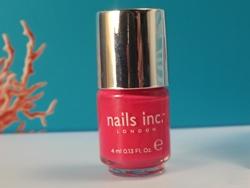 Nails inc. LONDON Brook Street Nail Polish