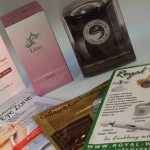 Shopping-Haul bei Royal-Wellness-Shop.de