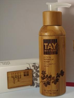 TAY SKINCARE purifying botanical water