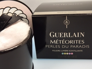 Unsere ersten Puderperlen - Guerlain Meteorites Perles du Paradise