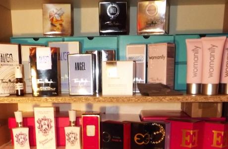 Wäre ich eine Parfümerie…