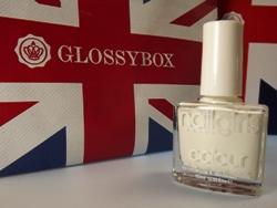 nailgirls LONDON colour in der Glossybox BEST OF BRITAIN