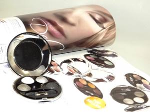 LR Deluxe Artistic Quattro Eyeshadows