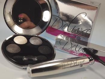 LR Palette und Mascara Deluxe