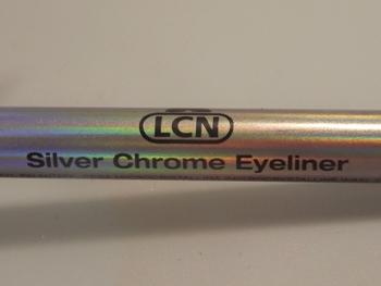 LCN Silver Chrome Eyeliner