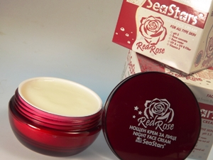 Nachtcreme Red Rose