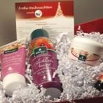 Weihnachtliches Wellness Wichtelpaket