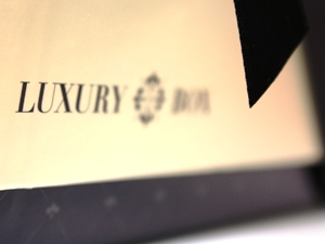 Luxury Box – Auspacken einer Luxusbox