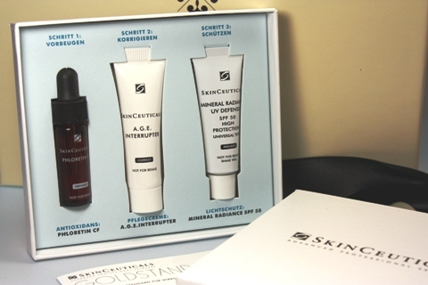 SKINCEUTICALS Set in Luxury Box