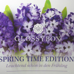 Glossybox Spring Time Edition April