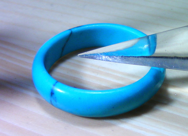 Ring aus Türkis